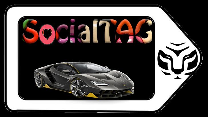 WhatsApp Social TAG logo